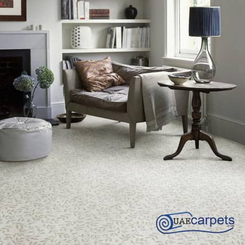 ugly carpet in rental