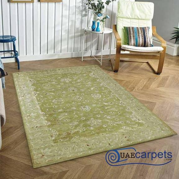 Green-Kazak-Rugs