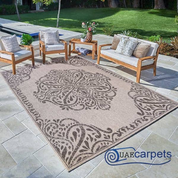 Outdoor Brown Carpets