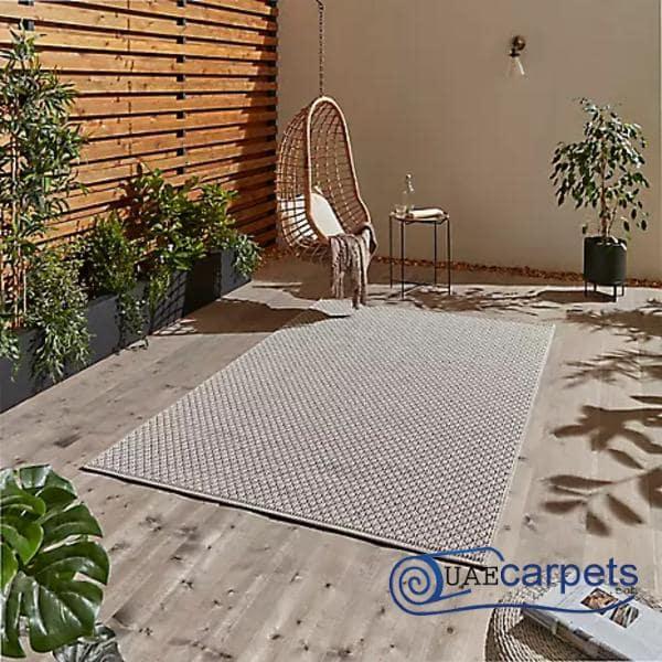 Outdoor Grey Carpets